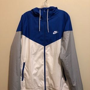 Mens Nike Jacket Windbreaker Large